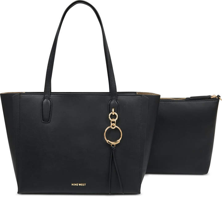 1e1e91c27 Nine West Black Tote Bags - ShopStyle