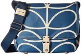 Orla Kiely Giant Linear Stem Small Satchel Satchel Handbags