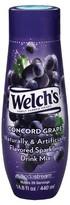 Sodastream Welch's Concord Grape Mix