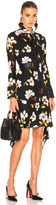 Marni Printed Asymmetrical Dress
