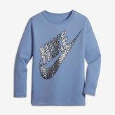 Nike Sportswear Big Kids' (Girls') Long Sleeve Graphic Top