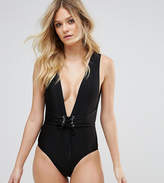Wolfwhistle Wolf & Whistle Waspie Swimsuit D-F Cup