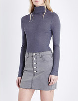 French Connection Marian knitted turtleneck jumper