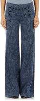 Nili Lotan Women's Sailor Jeans-BLUE