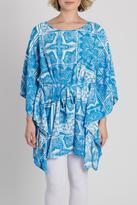 My Beloved Blue Printed Tunic