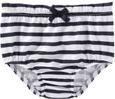 Joe Fresh Baby Girls' Stripe Bloomer, JF Midnight Blue (Size 12-18)