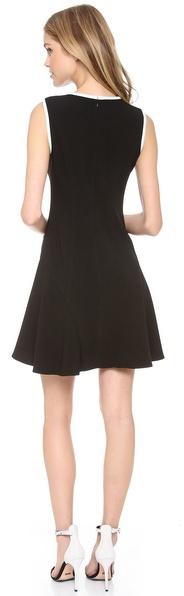 Shoshanna Combo Naama Dress