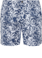 "Onia The Calder 7.5"" printed swim shorts"