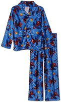 Marvel Spiderman 2 piece Coat Style Pajama, Kids