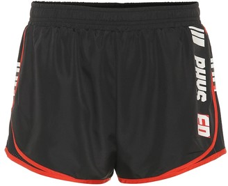 P.E Nation Target running shorts