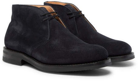 Church's Ryder Suede Chukka Boots