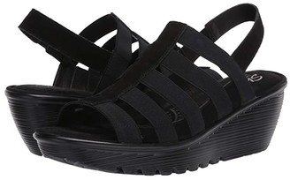Skechers Parallel (Black/Black) Women's Sandals