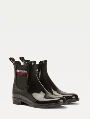 Tommy Hilfiger Icon Stripe Rain Ankle Boot