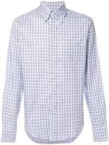 Prada check buttondown shirt