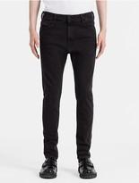 Calvin Klein Jeans Skinny Tapered Black Jeans