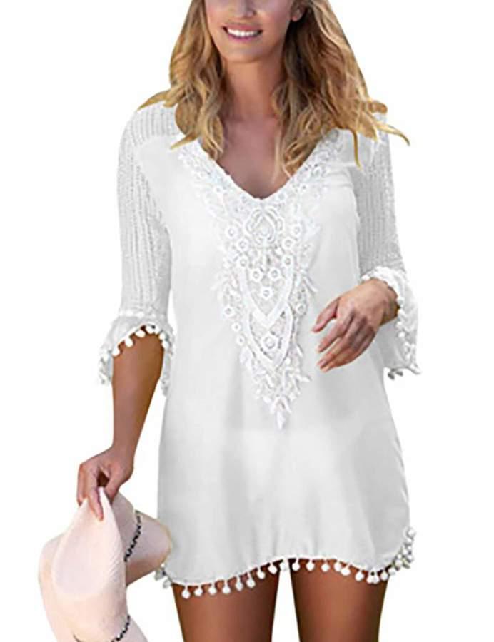 247ded57b3 Bikini Cover Up Dress - ShopStyle Canada