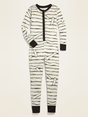 Old Navy Halloween Pajama One-Piece for Girls
