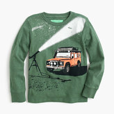 J.Crew Boys' long-sleeve glow-in-the-dark stargazer T-shirt