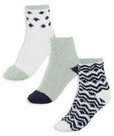 Ellen Tracy Soft Stretch Socks- Set of 3