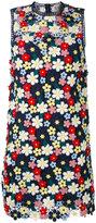 Sea lace shift dress - women - Cotton/Polyester - 2