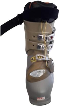 Salomon Gold Plastic Boots
