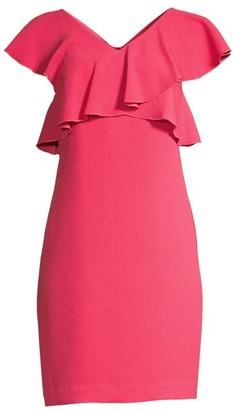 Trina Turk Cameron Ruffle Dress