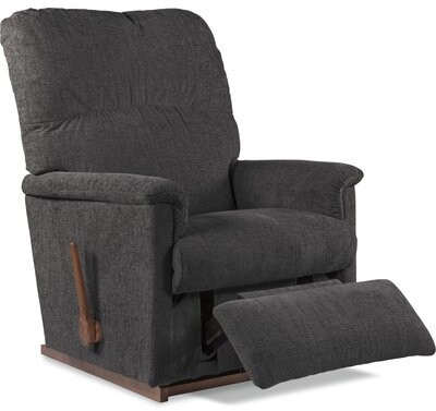 """Thumbnail for your product : La-Z-Boy Collage 29.5"""" Wide Manual Rocker Standard Recliner Fabric: Brown Sugar"""