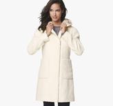 Johnston & Murphy Faux Fur Hooded Coat