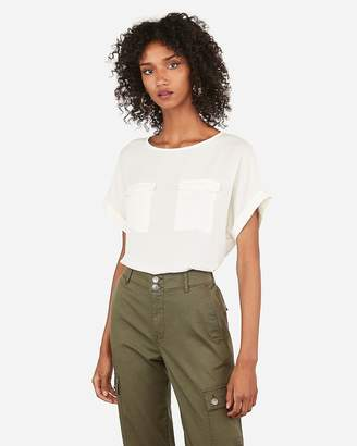 Express Military Pocket Tee