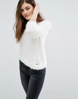Only Soft Perfect Textured Knit Sweater