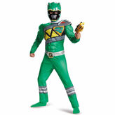 Asstd National Brand Dino Charge Range Power Rangers 2-pc. Dress Up Costume
