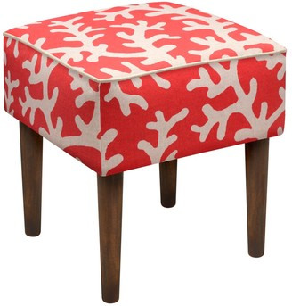 Upholstered Vanity Stool Shop The World S Largest Collection Of Fashion Shopstyle