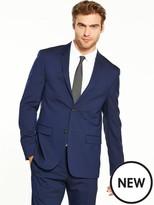 Calvin Klein Stretch Wool Suit Jacket