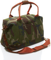 L.L. Bean Signature Crescent Weekender Bag, Camo