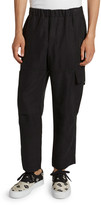 Kenzo Men's Tapered Cropped Cargo Pants