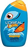 L'Oreal Kids Extra Gentle 2-in-1 Swim & Sport Shampoo, Sunny Orange 9.0 Fluid Ounce