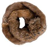 Michael Kors Fur Infinity Scarf