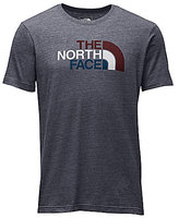 The North Face Slim-Fit Crew Neck Short-Sleeve Americana Tri-Blend Graphic Tee