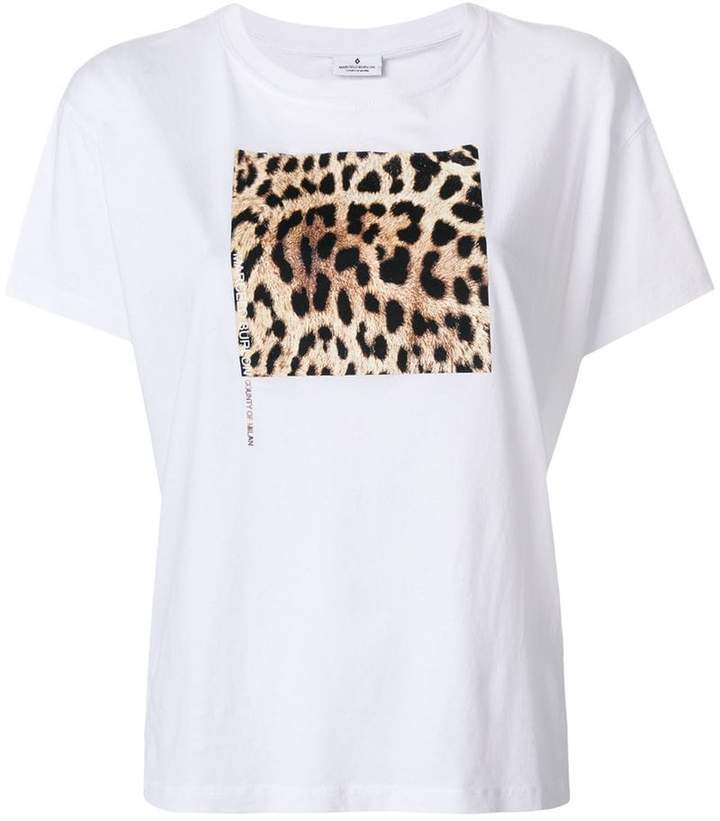 Marcelo Burlon County of Milan Leopard T-shirt