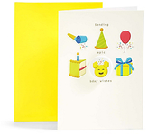 Marks and Spencer Emoji Icons Birthday Card