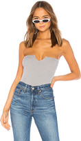superdown Edith Sweater Knit Tube Top