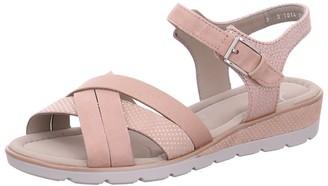 ara Women's ALASSIO Ankle Strap Sandals
