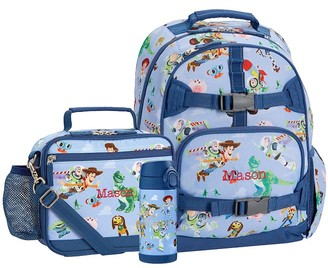 Pottery Barn Kids Mackenzie Disney and Pixar Toy Story Backpack & Cold Pack Lunch Bundle, Set Of 3