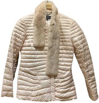 Salvatore Ferragamo Pink Mink Coat for Women Vintage