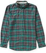O'Neill Redmond Long-Sleeve Plaid Flannel Shirt