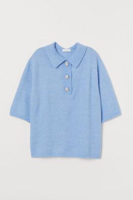 H&M Fine-knit Top
