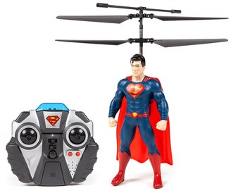 World Tech Toys Superman 2CH IR Flying Figure Helicopter