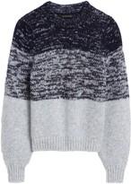 Banana Republic Petite Cropped Ombre Sweater