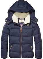 Scotch & Soda Hooded Down Jacket