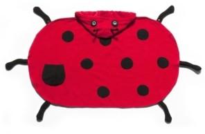 Kidorable Little and Big Girl Ladybug Towel